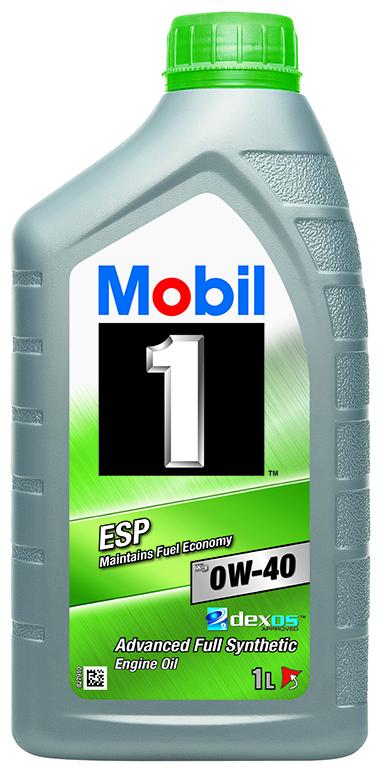 MOBIL 1 ESP x3 0W-40 1L