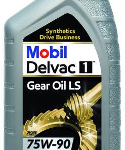 MOBIL DELVAC 1 GEAR OIL LS 75W-90 1L