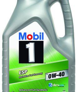 MOBIL 1 ESP x3 0W-40 5L