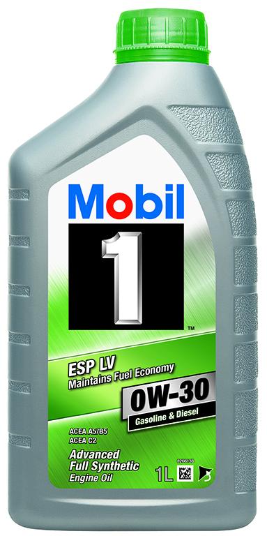 MOBIL 1 ESP LV 0W-30 1L